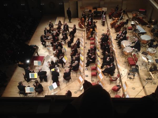 Daniel Barenboim Staatskapelle Berlin Konzerthaus